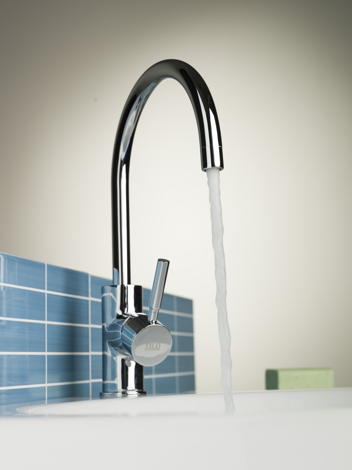 COSMOS SWIVEL GOOSE NECK SINK MIXER