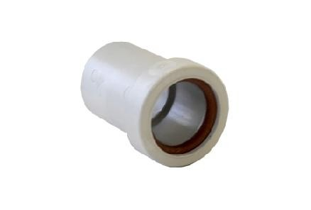 Tilo tapware pvc adaptor cosmos bottle trap bottle for Copper to plastic fittings