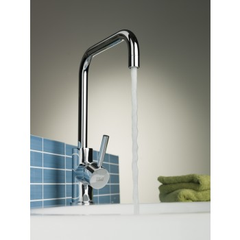 COSMOS SWIVEL L-NECK SINK MIXER