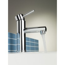 COSMOS BASIN MIXER STRAIGHT SPOUT
