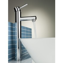 COSMOS TALL BASIN MIXER STRAIGHT SPOUT